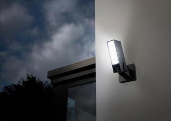 Intelligent udendørskamera